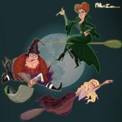 hocus pocus 5x5