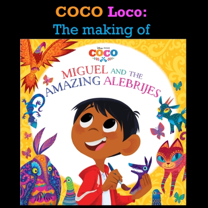 """COCO"" BOOK PRESENTATION WITH RICKY DE LOS ANGELES"