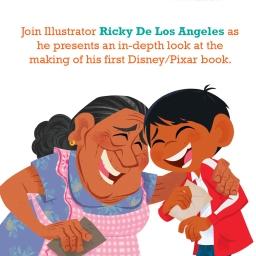 """""""COCO"""" BOOK PRESENTATION WITH RICKY DE LOS ANGELES"""