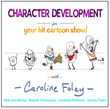 character development flyer