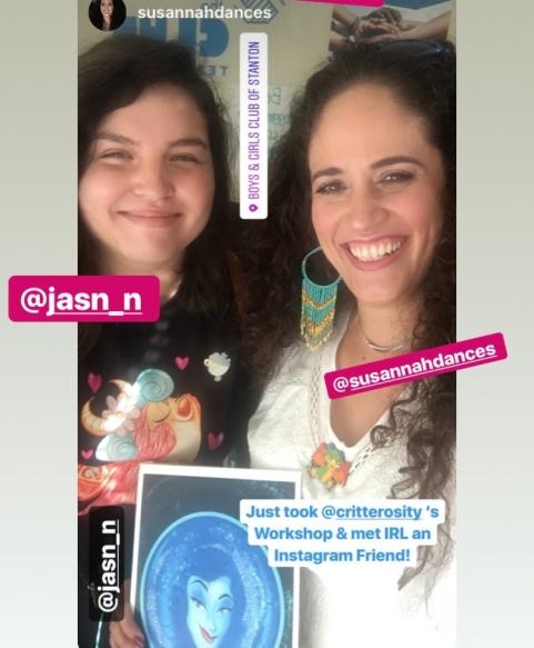 2 Instagram Friends Meet
