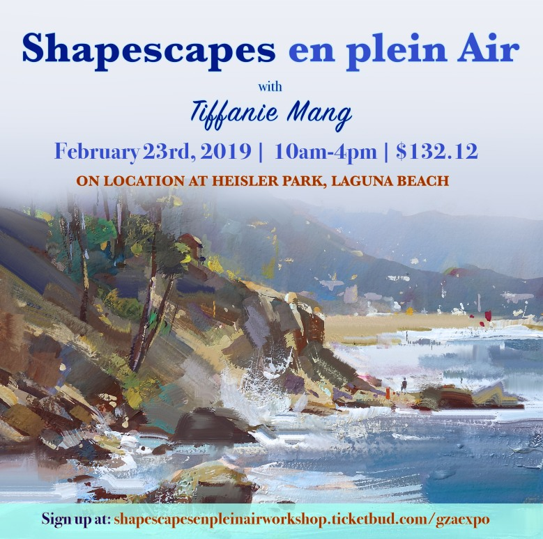 GZAexpo_ gouache landscape workshop 2.23 flyer_v2